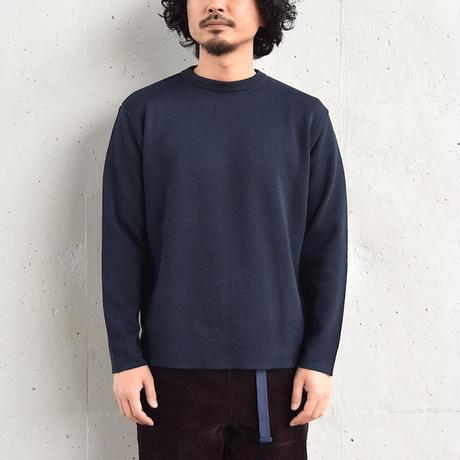 【3色展開】ミラノリブ セーラー セーター BR-8128
