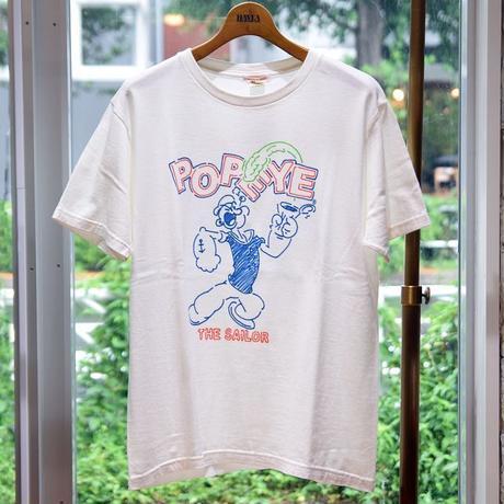 ※メール便 POPYE Tee (WHITE)