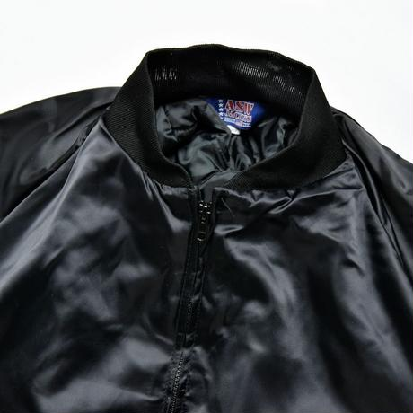 <ASW> Sathin Quilt Lining Zip Jacket AWZ-164(ジッパーVer.)