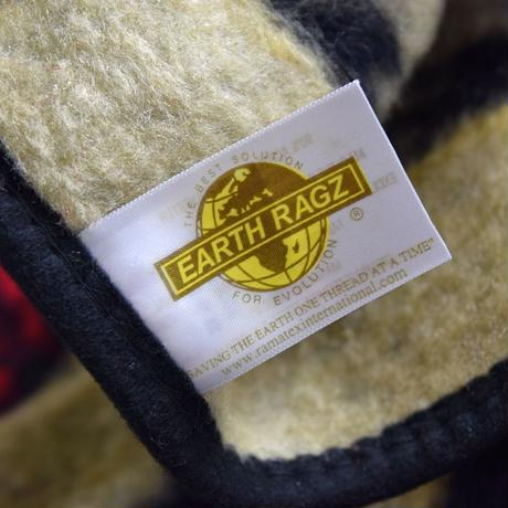 【EARTH RAGZ】スローケット JACQUARD HI-PILE THEROW