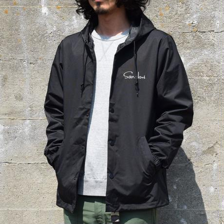 【Sanslow】FOODED COACH JACKET