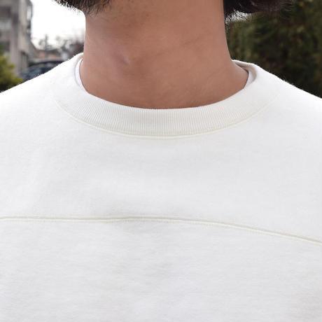 【吊り編み】吊裏毛 フットボールスウェット