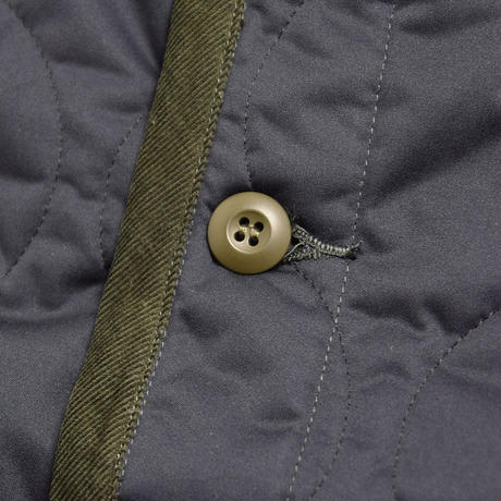 【軽くて暖かい、高機能中綿素材シンサレート】Thinsulate Quilt Vest