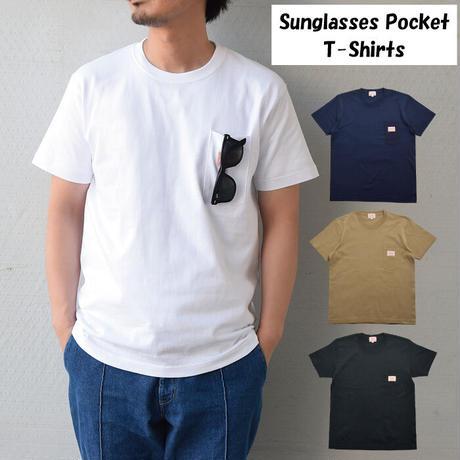<BIG MIKE> サングラス ポケット Tシャツ