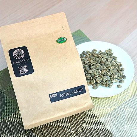 最上級ExtraFancy 270g【生豆】:100%カウコーヒー