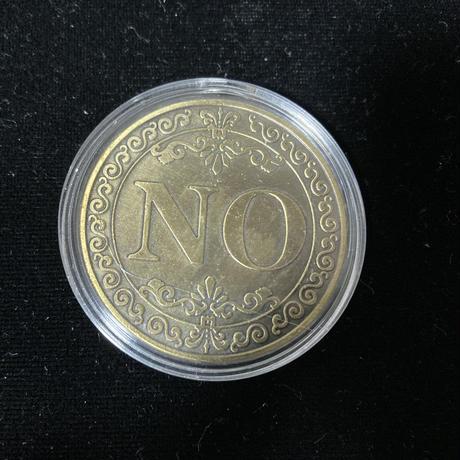 【未使用】Yes/Noコイン