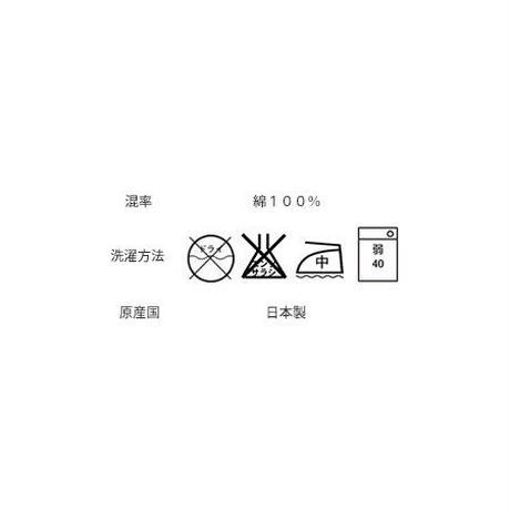 HSKK004 ガーゼ天竺プリント半袖Tシャツ