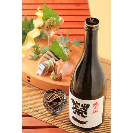 榮一 純米酒 720ml