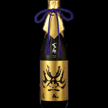 百十郎 黒面&赤面GOLD 720ml