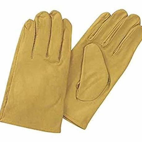 作業用革手袋 袖なし