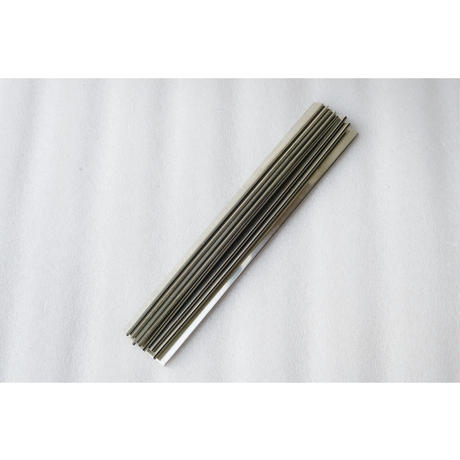 【管理番号53】 洋白板 C7521 厚み2.0mm 8枚セット