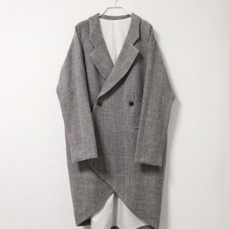 【6/23~8/16 WEB受注受付中】経年真価のジャケットコート