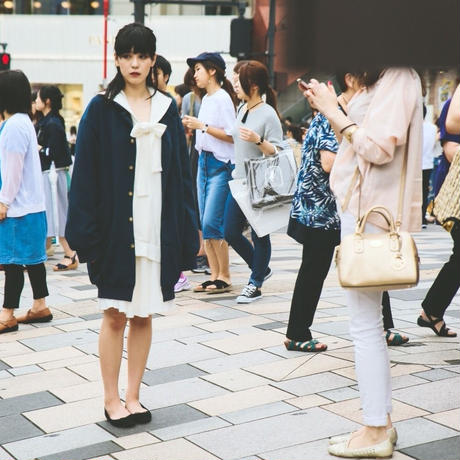 【12/16~2/7 WEB受注受付中】大人に向けたセーラー服(トップス)