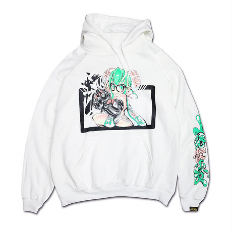 SHANG-HAI GIRL HOODY SWEAT