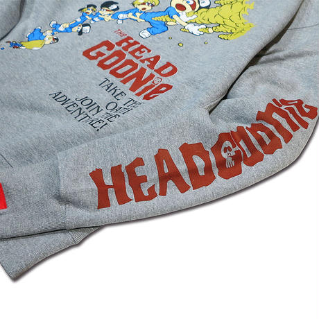 TAKE THE OATH JOIN THE ADVENTURE HEAVYWEIGHT CREWNECK SWEAT