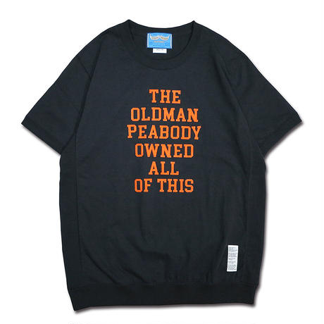 OLDMAN HEAVYWEIGHT SHORTSLEEVE SWEAT