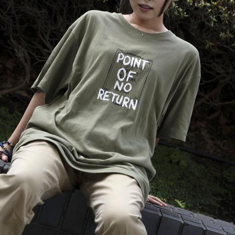 POINT OF NO RETURN T-shirts