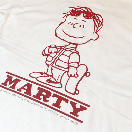 MARTY T-shirts