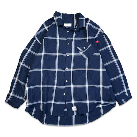 OSAMPO WIDE GATHER SHIRTS