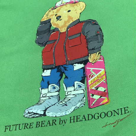 FUTURE BEAR BIG HOODIE SWEAT