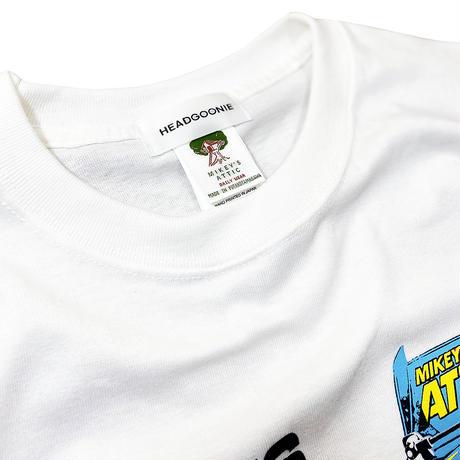 HEADGOONIE x MIKEY'S ATTIC RACING BUGGY T-shirts