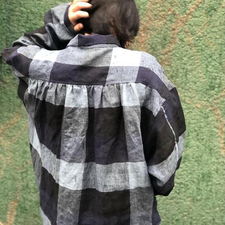 BIG BLOCK CHECK OSAMPO SHIRTS