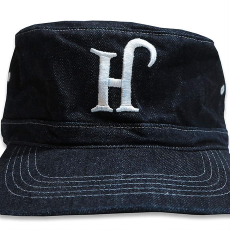 PIRATE DENIM CAP