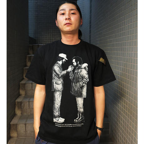 HEADGOONIE x JETLINK DIRECTOR DANCE T-shirts (BLACK)