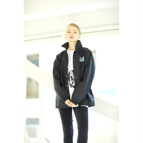 "愛玩怪獣 x HEADGOONIE ""CATASTROPHE INSTITUTE COACH JACKET"""