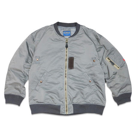 TYPE MA-1 JACKET VINTAGE MODEL (SAGEGREY)