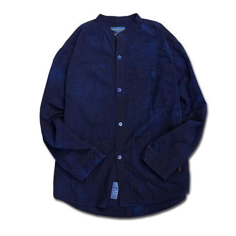 STUDIO WORK SHIRTS (藍染)