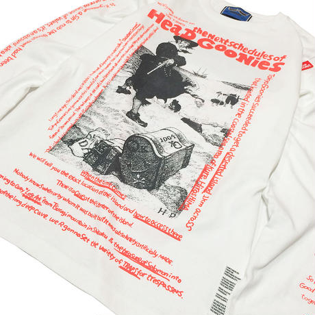 PIRATE ISLAND LONGSLEEVE T-shirts