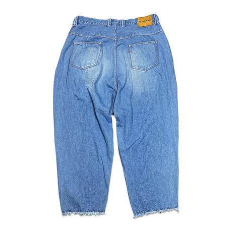 SUPER WIDE BUGGY PANTS