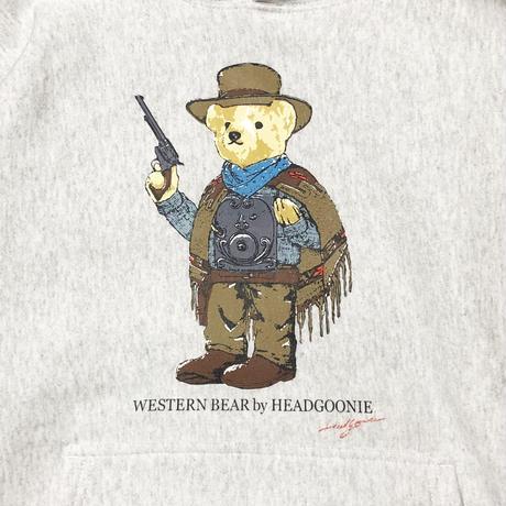 WESTERN BEAR HOODIE SWEAT
