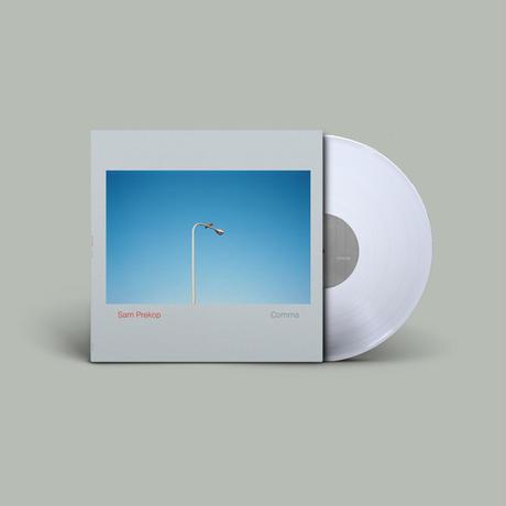 Sam Prekop『Comma』[White Vinyl盤]