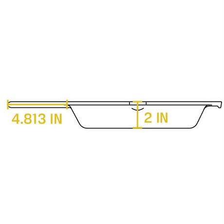 """LODGE L8SK3 10-1/4"""" 26cm スキレット フライパン"""