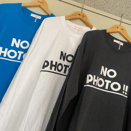 No photo long tee