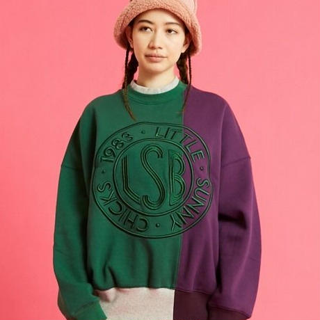 LSB logo sweat top