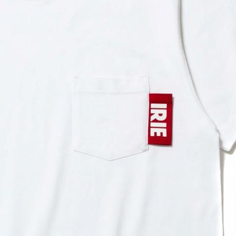 BIG TAG POCKET TEE - IRIE by irielife