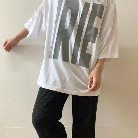 BIG LOGO DRY TEE - IRIE by irielife