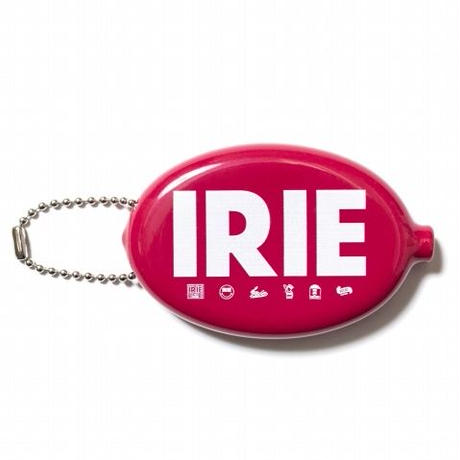 IRIE RUBBER COIN CASE -IRIE by irielife-