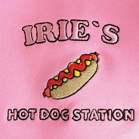 IRIE HOT DOG ZIP HOODIE -IRIE by irielife-