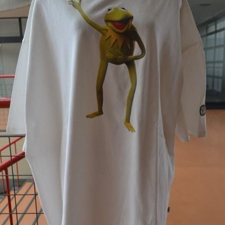 BIG TEE/THE MUPPETS(KERMIT)