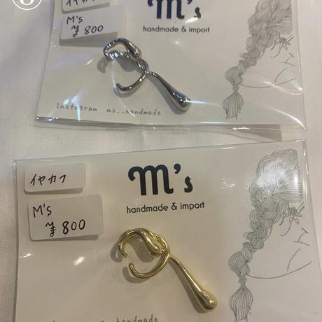 イヤカフ (¥800-)