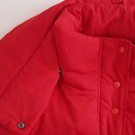 BOMBER JACKET(RED)