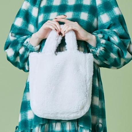 Fur mini bag