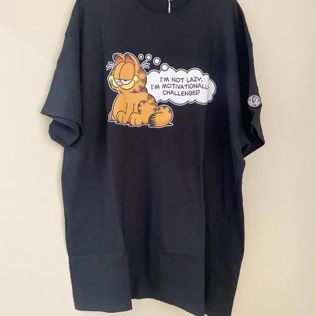 little sunny bite x Garfield Big tee