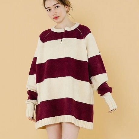 RUGBY KNIT DRESS