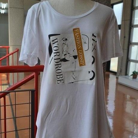 gossip feminine Tシャツ