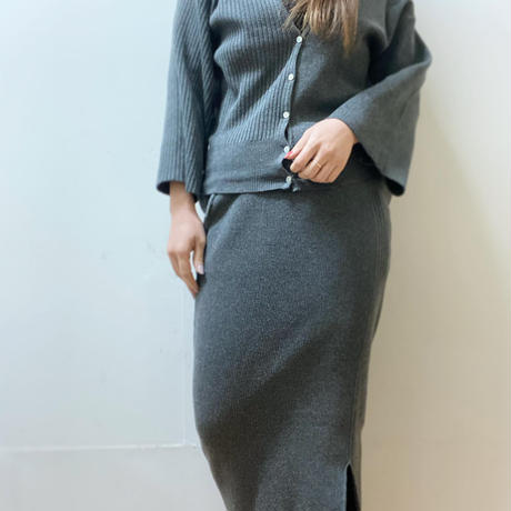 2パターンリブスカート